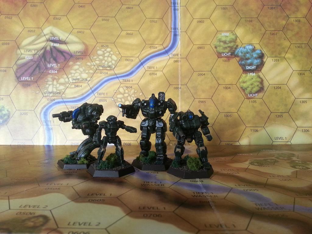 Lyran Regulars lance by Elder Thing 1024x768