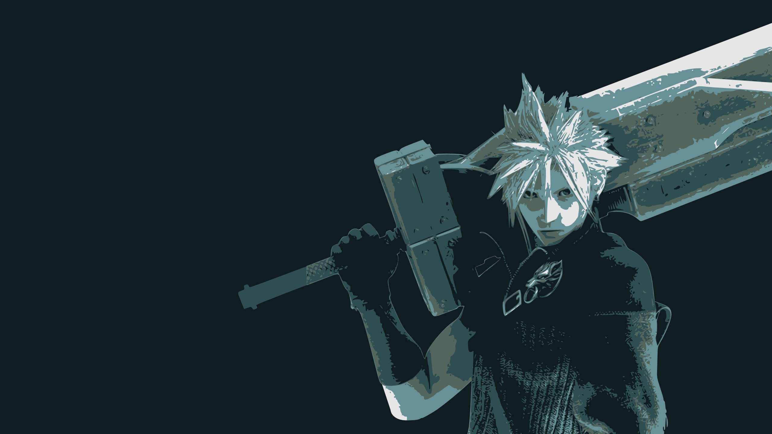 Free Download 60 Cloud Strife Wallpapers On Wallpaperplay
