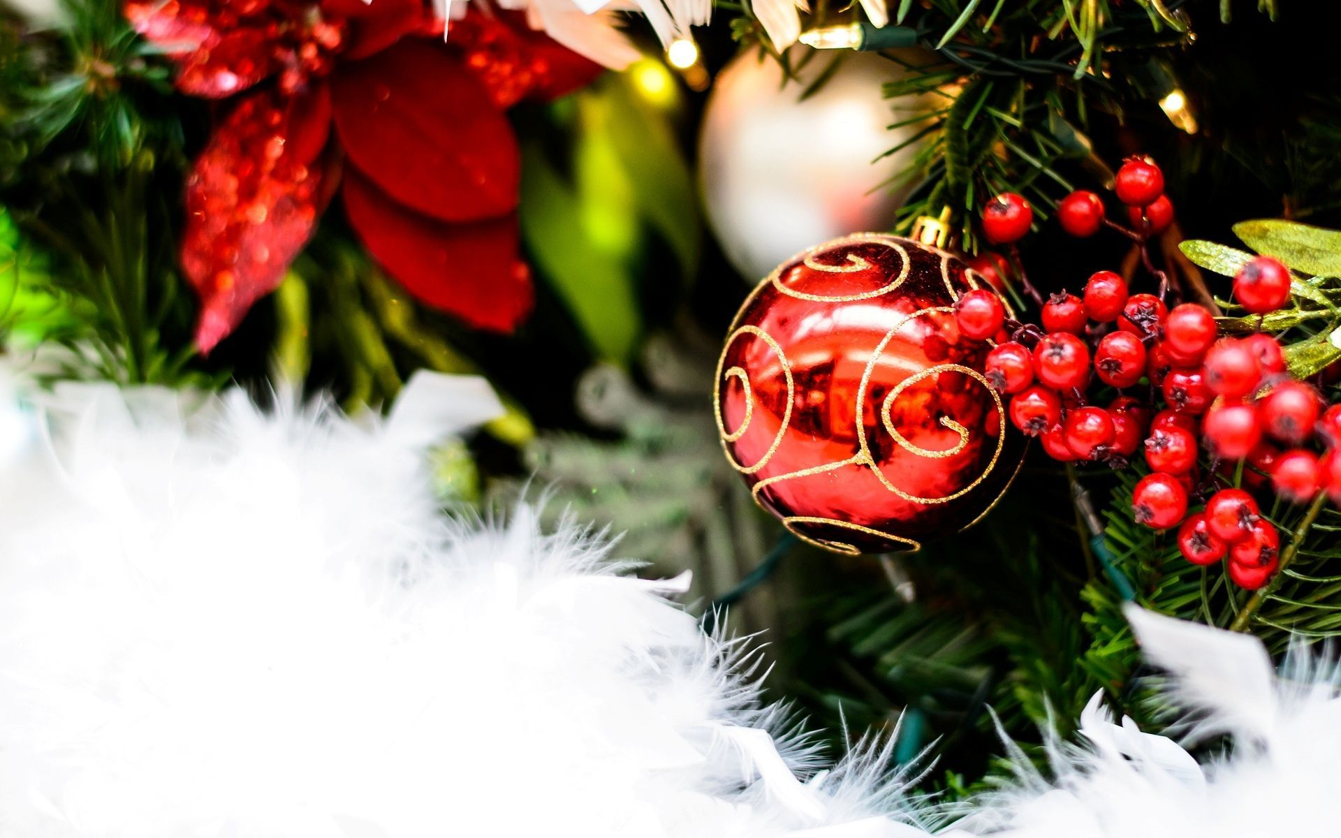 Happy Holidays Wallpaper 8600 1920x1200