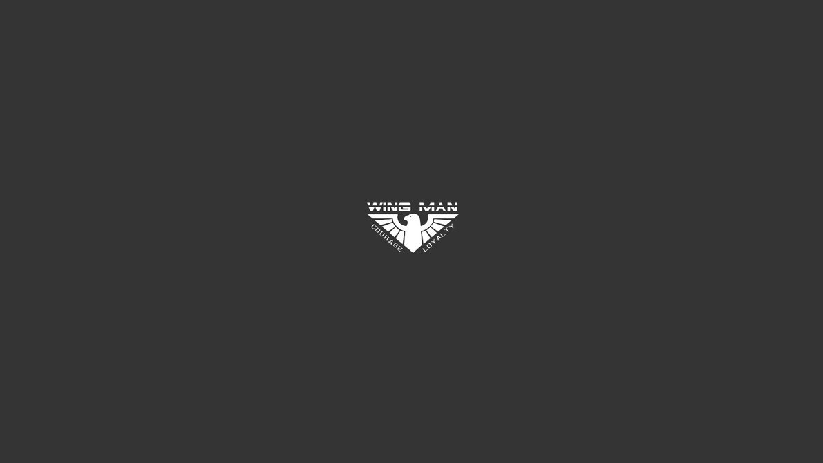 Wingman Simple Wallpaper HD by MrLoLLiPoP93 1191x670