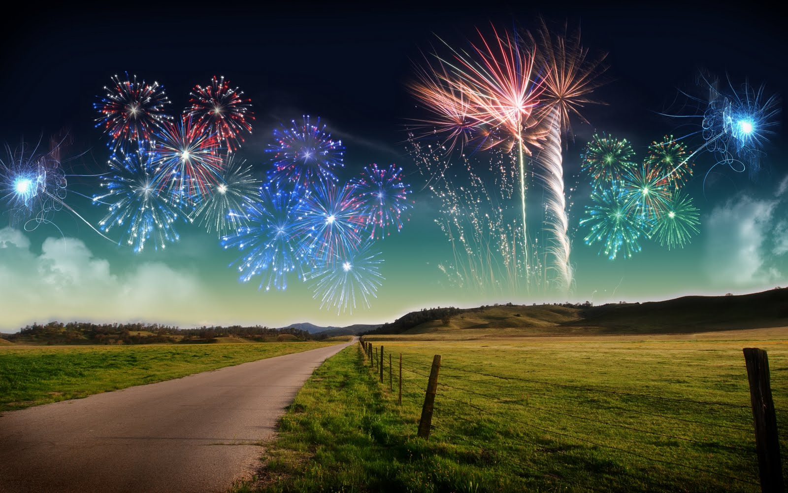 New Year Wallpapers August 2010 1600x1000