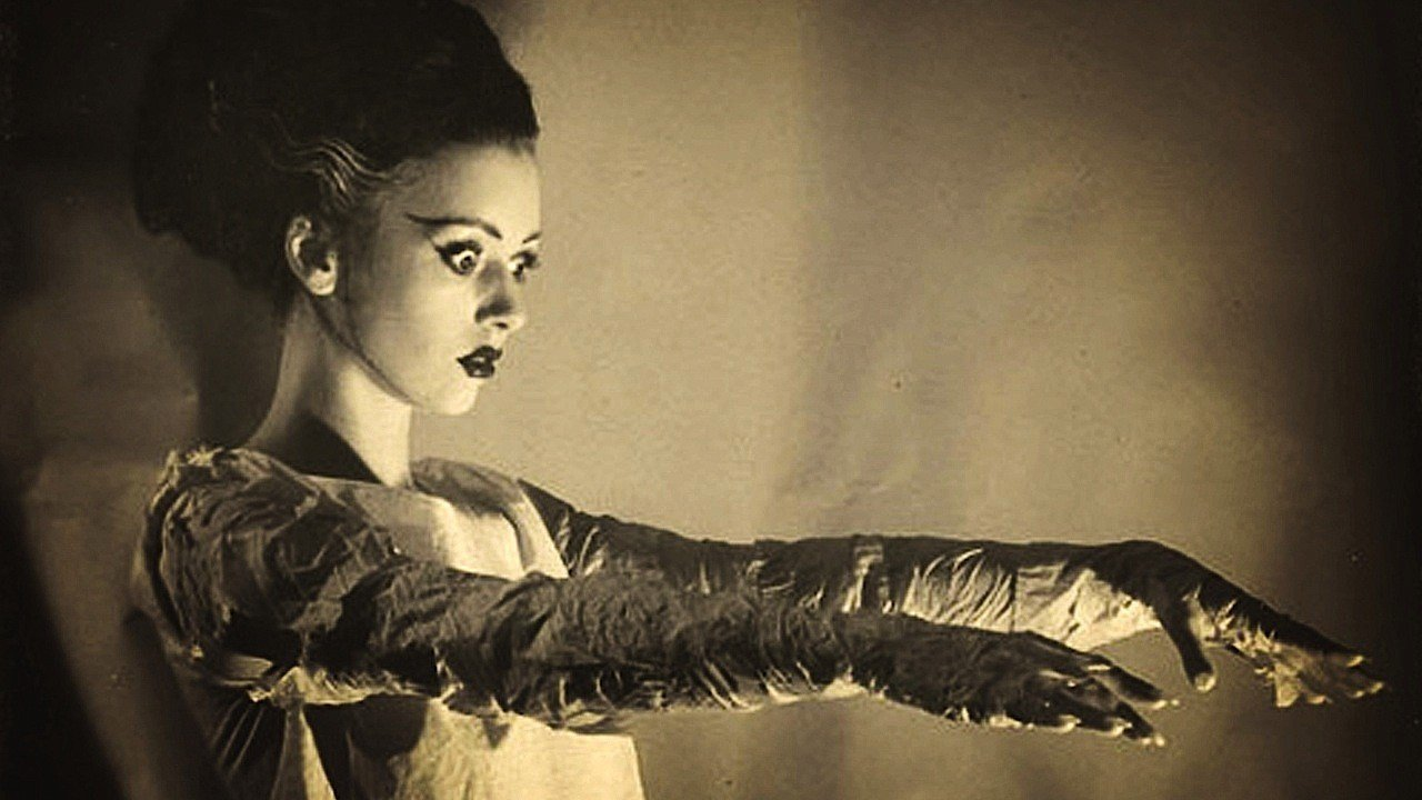 Bride of Frankenstein posters wallpapers trailers Prime Movies 1280x720