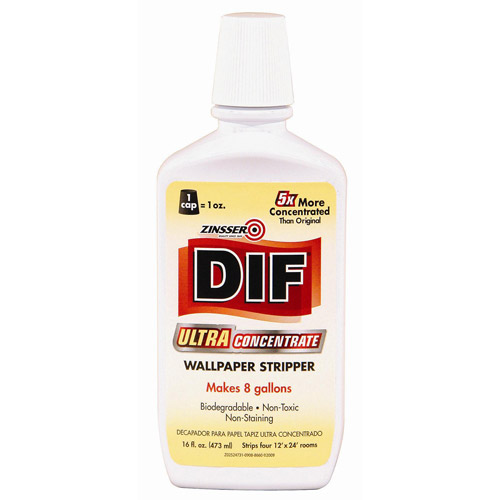 Zinsser DIF Ultra Concentrate Wallpaper Stripper Out of Stock 500x500