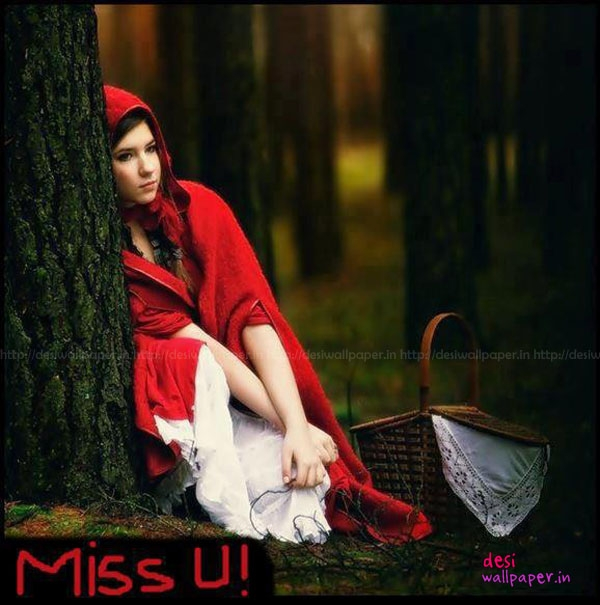Wallpaper Gallery I Miss You 600x605