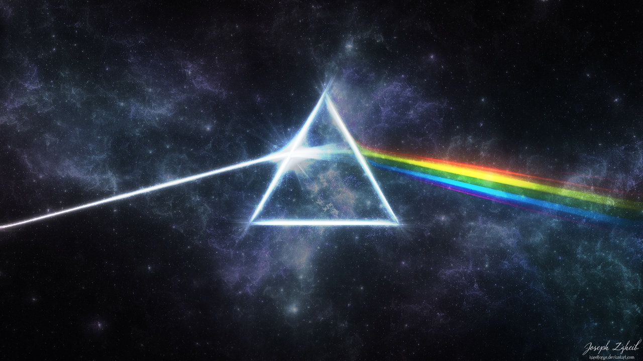 Dark Side Of The Moon by HarelForge 1280x720