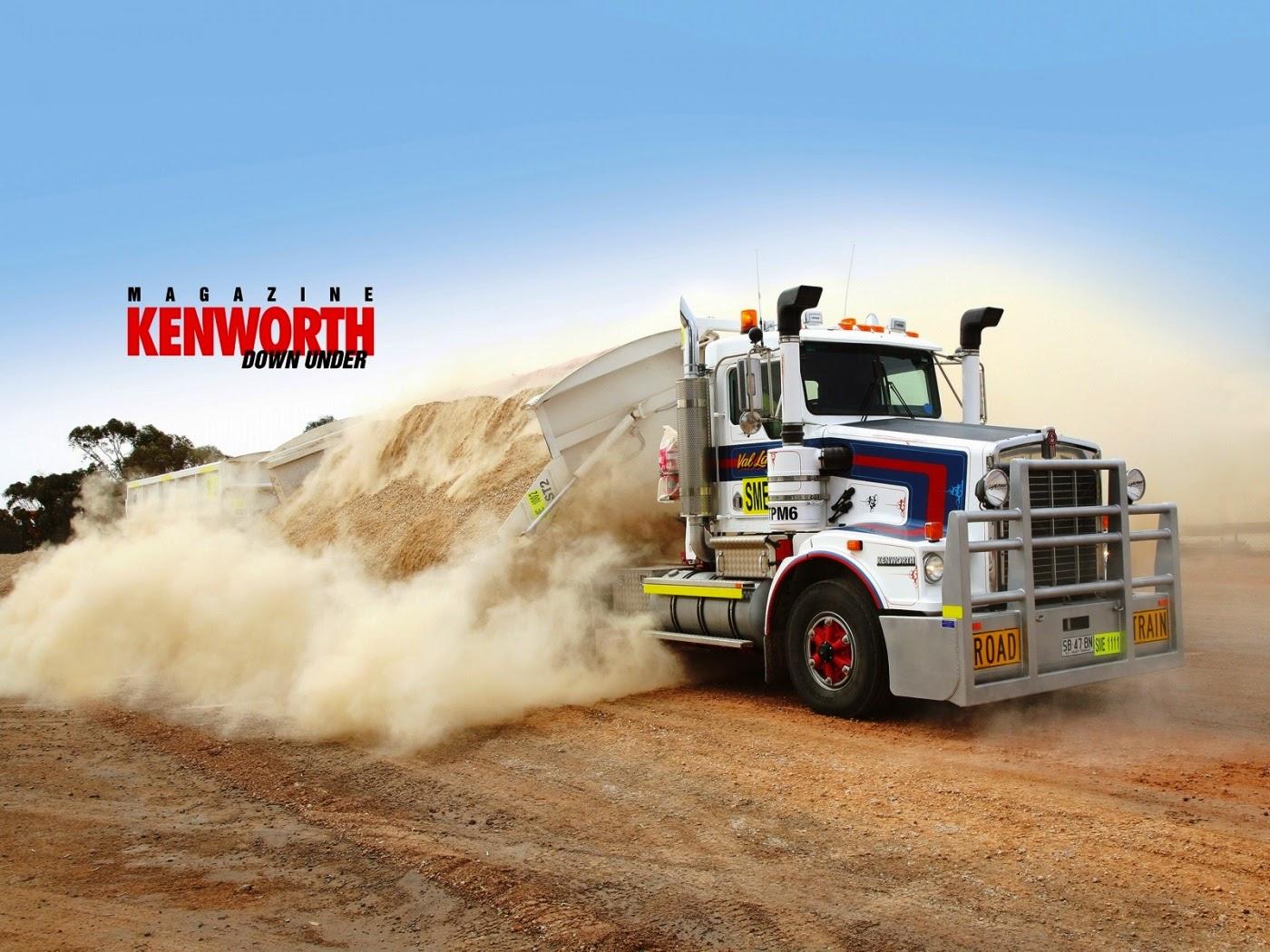 stock photography Kenworth Truck Desktop Wallpapers Stock Photos 1400x1050