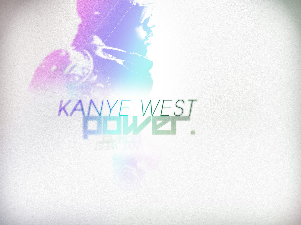 Kanye West Power Wallpaper Hd By 1024x768