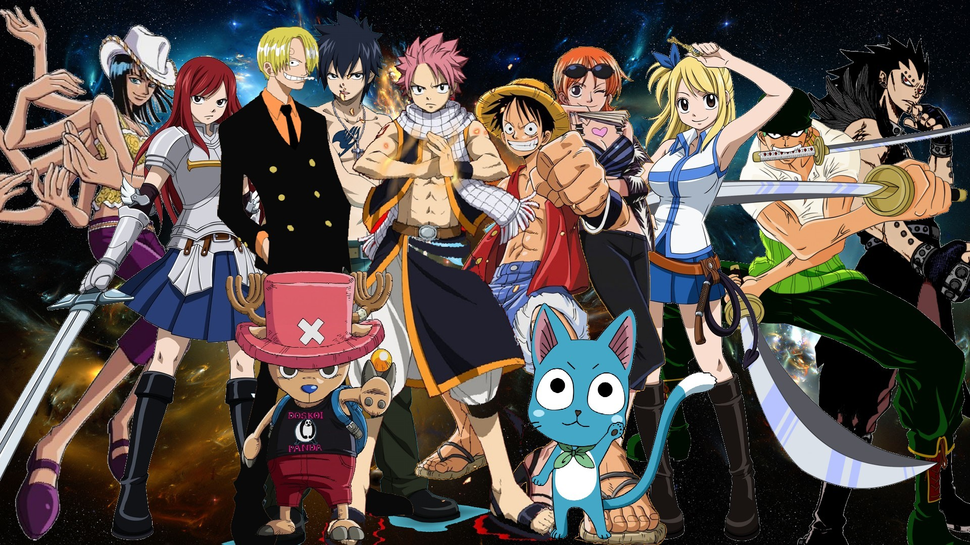 Fairy Tail Wallpapers Fairy Tail Wallpaper  Fanpop