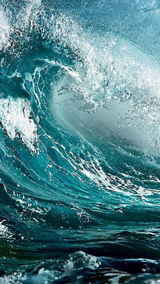 ocean wallpaper iphone wave iphone wallpaper wallpapersafari 12728