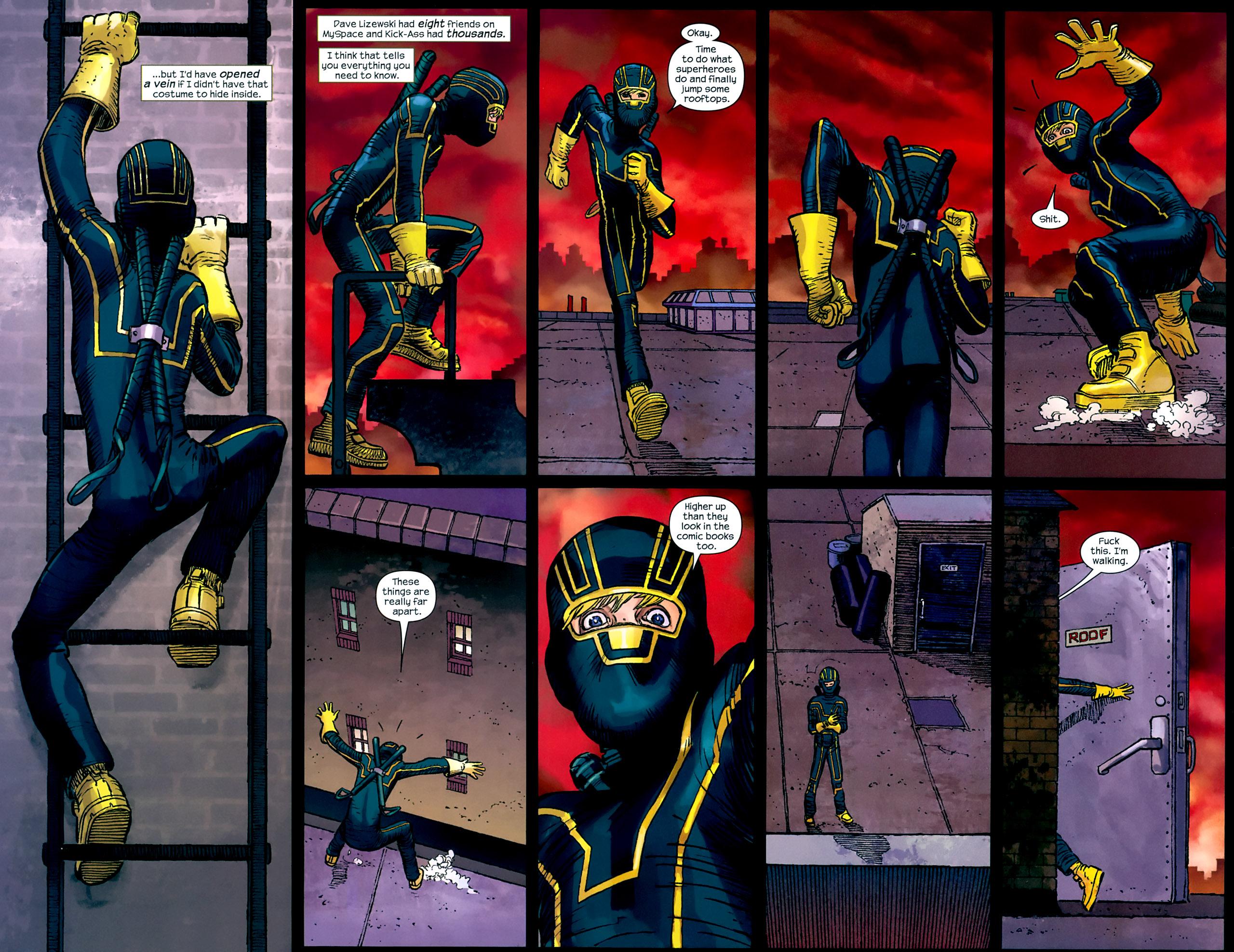 Kick ass Computer Wallpapers Desktop Backgrounds 2560x1976 ID 2560x1976