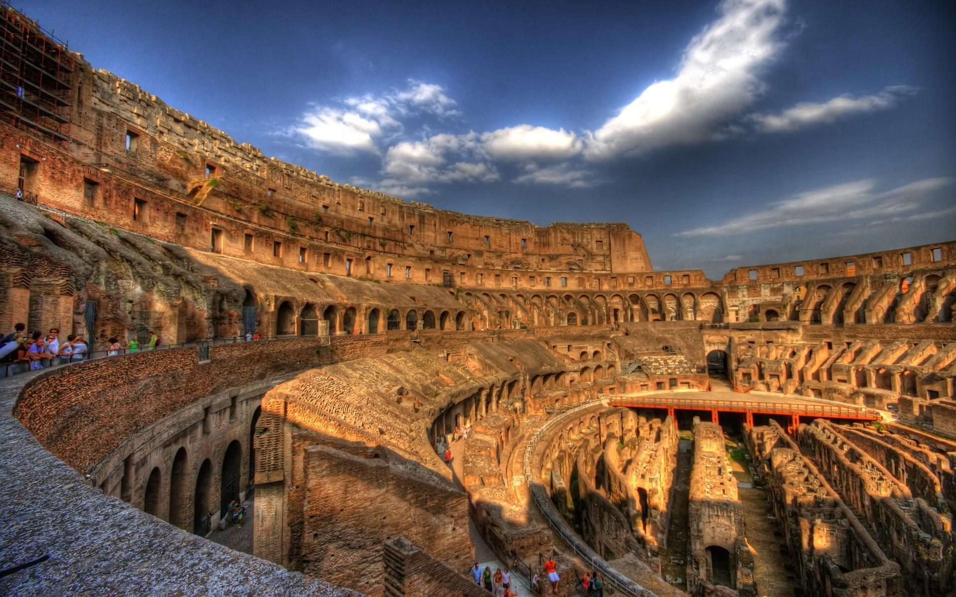 Hintergrundbild colosseum rom hd Widescreen High 1920x1200