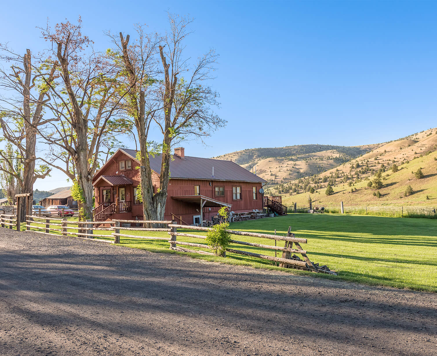 Oregon Bed and Breakfast Unique Eastern Oregon BB and Ranch 1508x1228