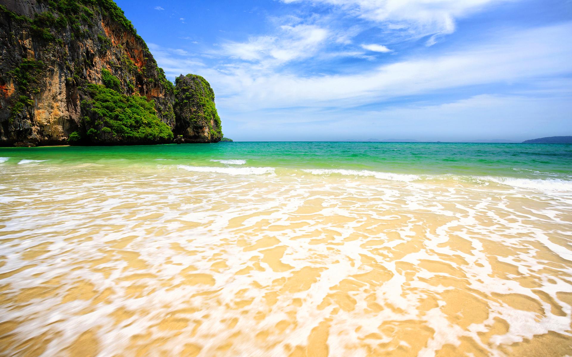 tropical beach paradise   HD Desktop Wallpapers 4k HD 1920x1200