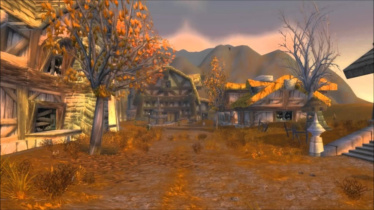 World of Warcraft LongplayLore   324 Westfall Cataclysm 1920x1080