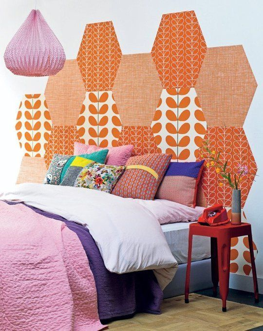 Rental Decor on a Budget Ideas for Using Removable Wallpaper In Small 540x678
