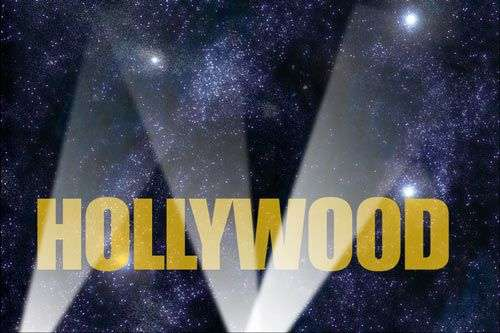 Hollywood Theme Cake Ideas and Designs 500x333