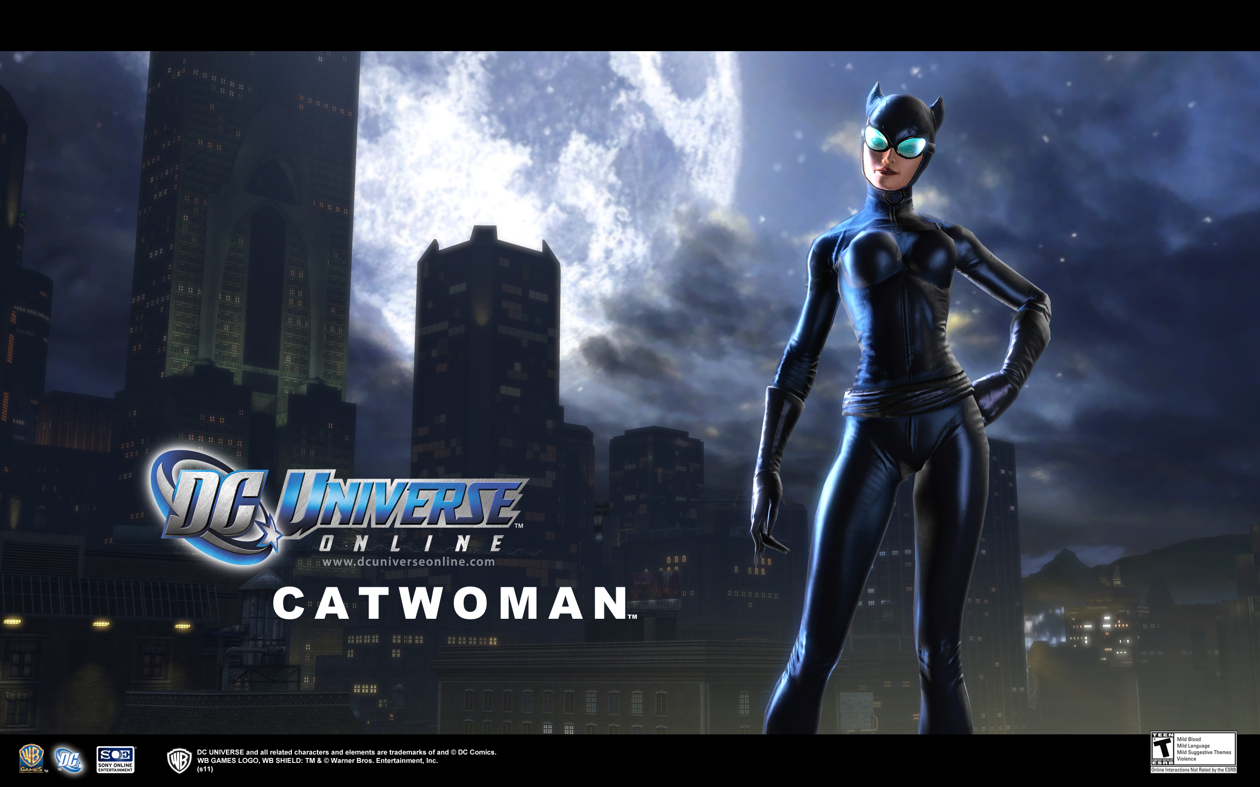 Catwoman [wide] 2560x1600
