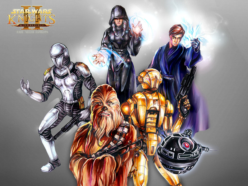 Free Download Star Wars Knights Of The Old Republic Ii The Sith