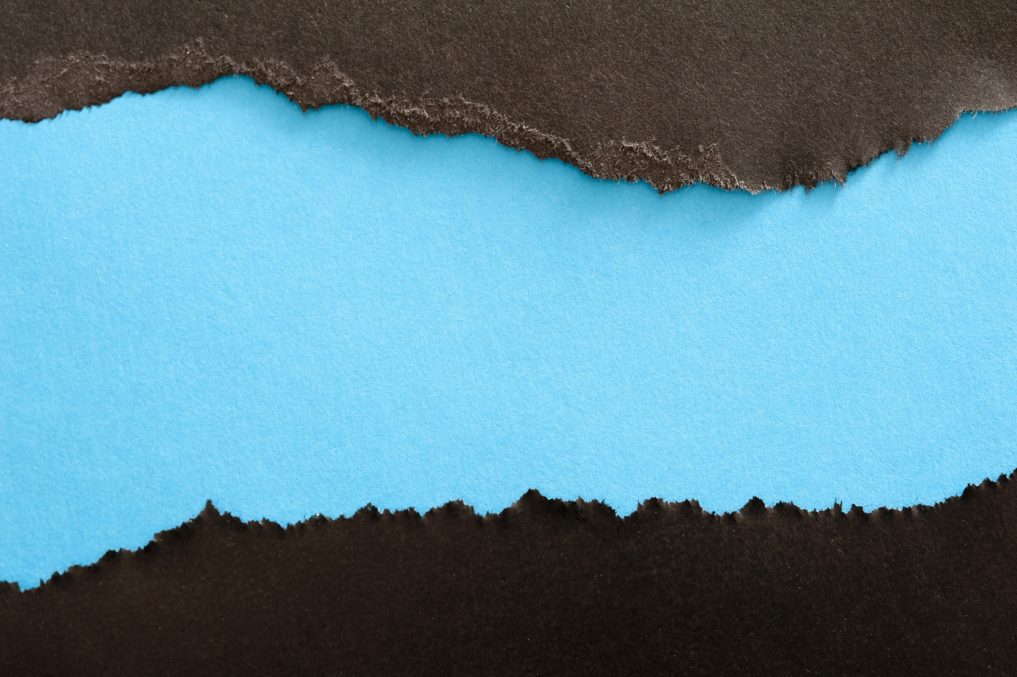 Image Collections Paper blue paper tear 3264x2172