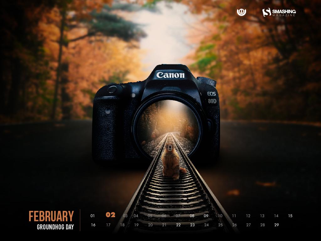 29 Days Of February 2020 Wallpapers Edition Smashing Magazine 1024x768