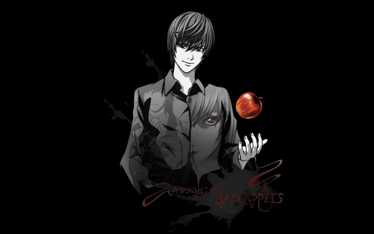 Light Yagami Wallpaper 1280x800 Wallpapers 1280x800 Wallpapers 1280x800