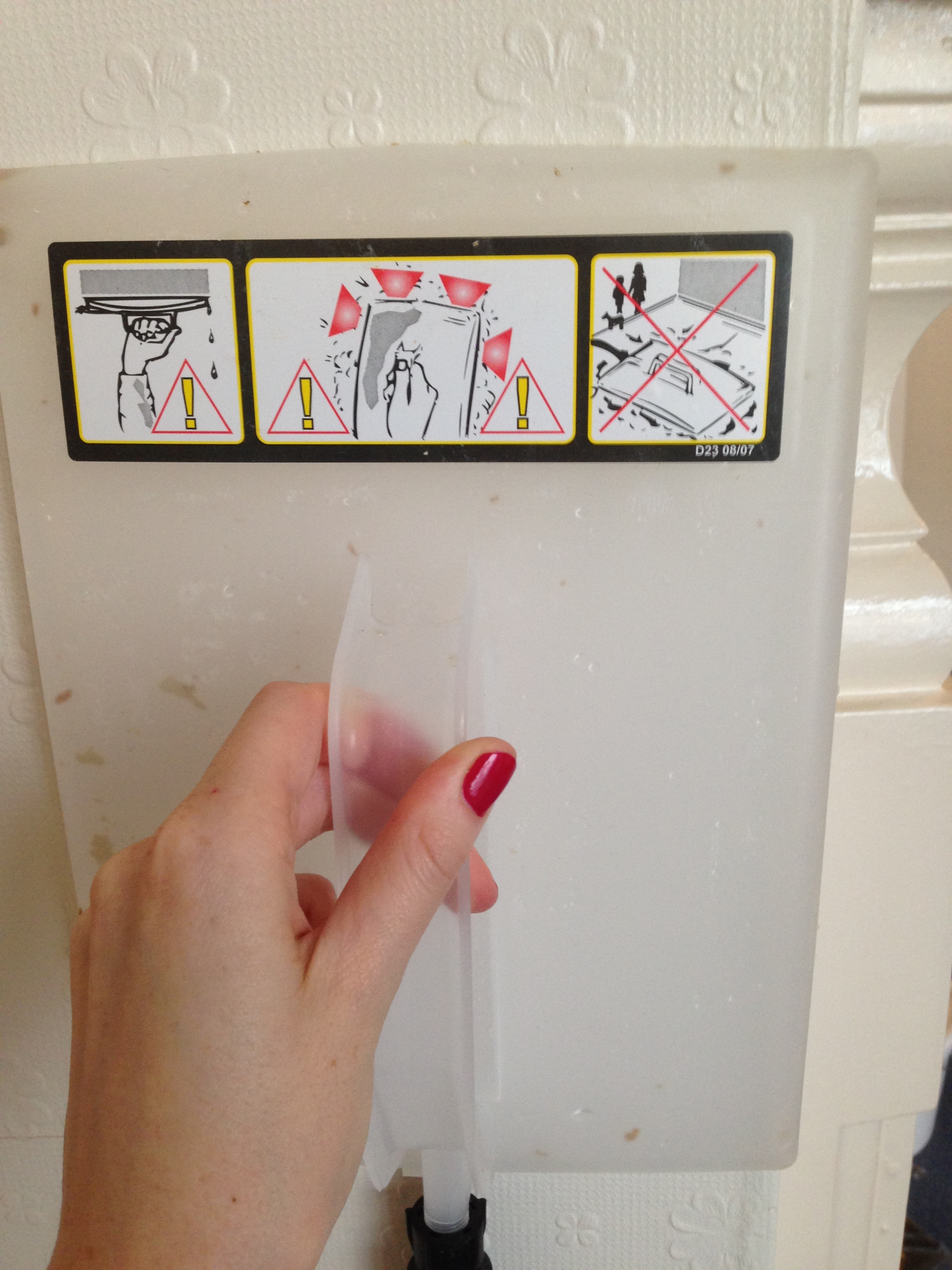 How to Remove Wallpaper 2448x3264