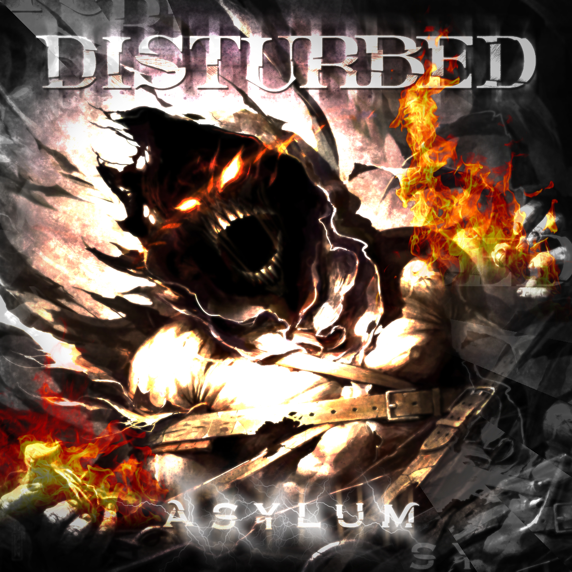 Disturbed Asylum Wallpaper - WallpaperSafari