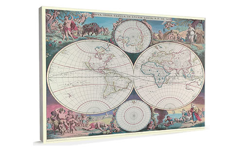 500x304px old world map wallpaper border wallpapersafari old world map wallpaper border freerunsca Gallery