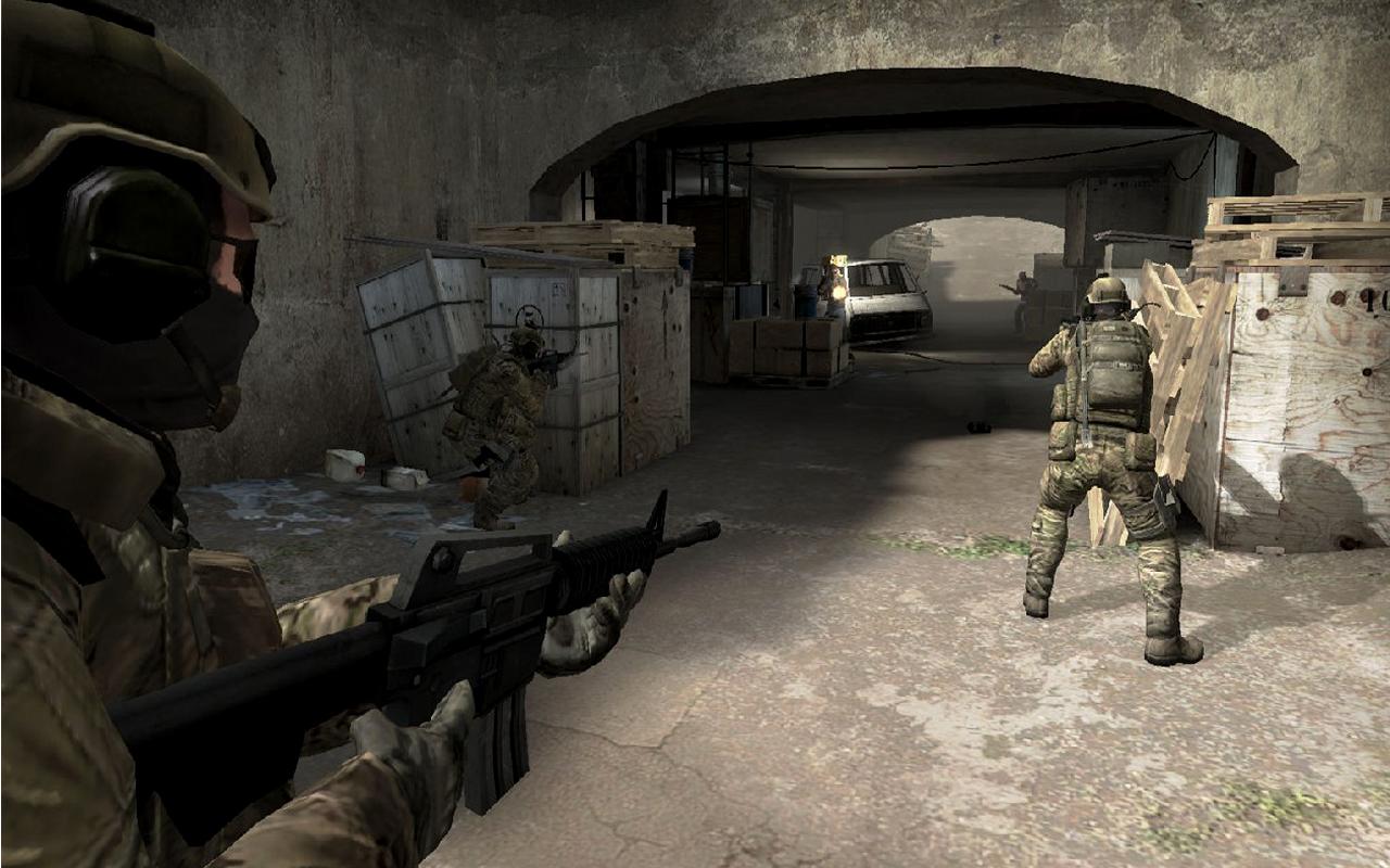 Counter Strike Source Ipad: HD CSGO Wallpaper
