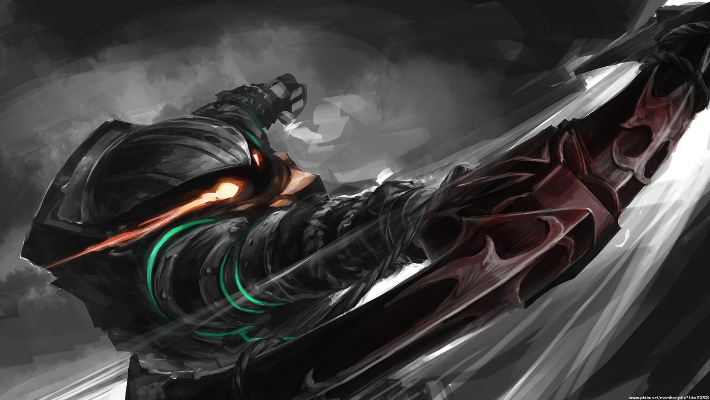Video Game   League Of Legends Nautilus Wallpaper 1500x844