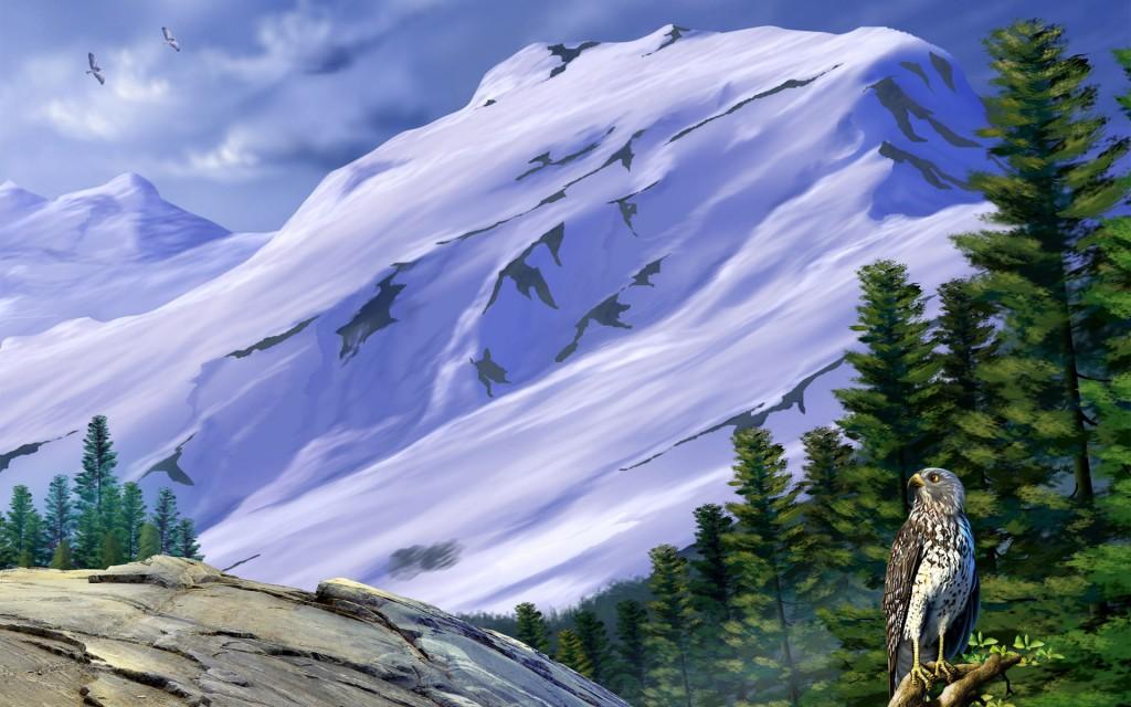 Calendar Background For Desktop : D mountain wallpaper wallpapersafari