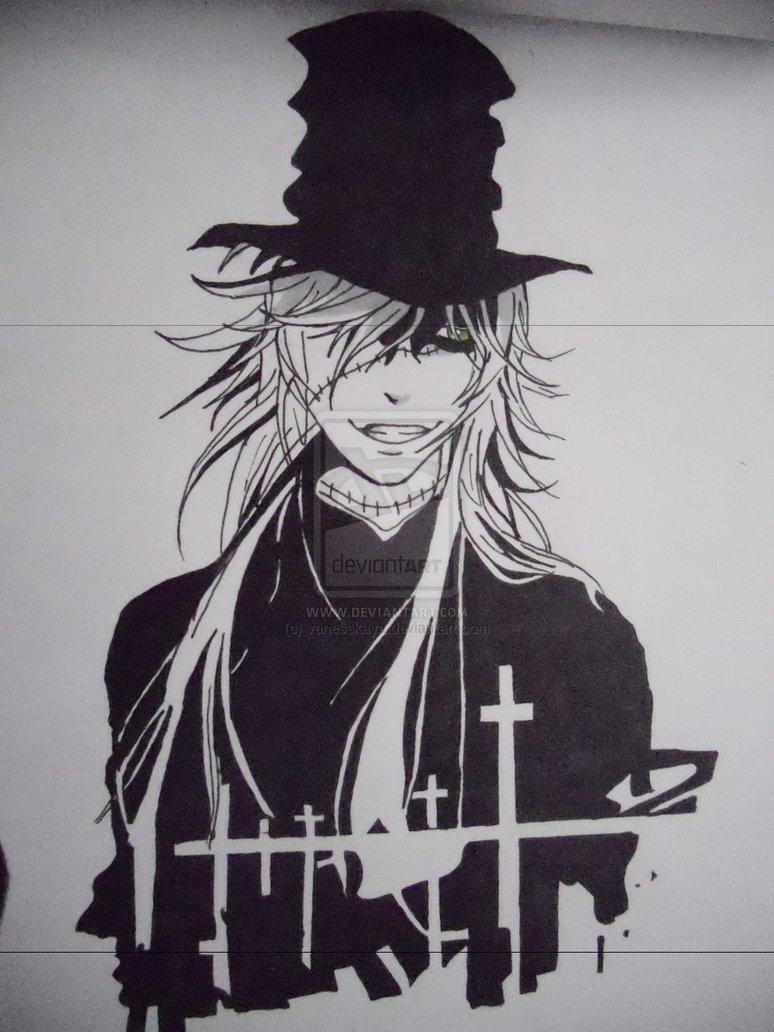 undertaker wallpaper black butler