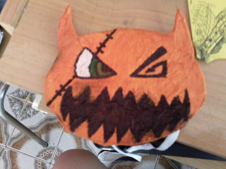 Soras Halloween Town mask by XSoul ArtistX 900x675