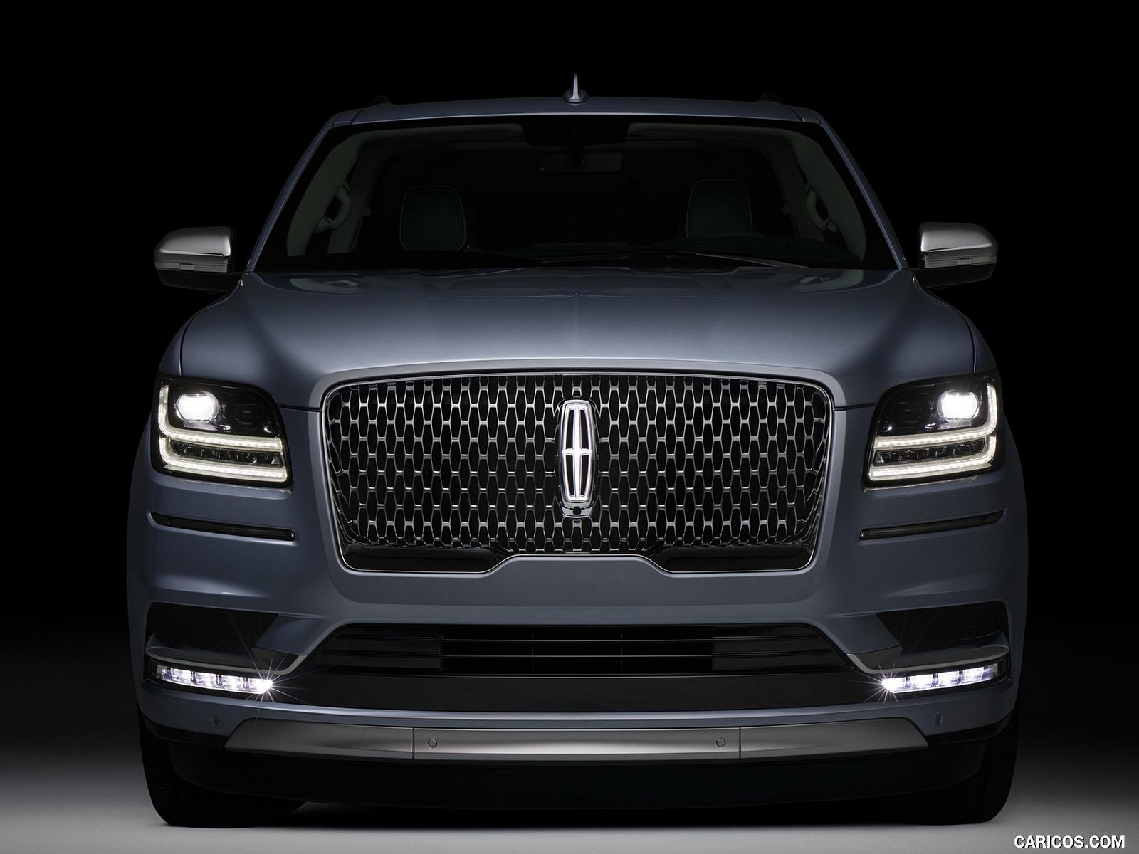 2018 Lincoln Navigator   Front HD Wallpaper 26 1600x1200