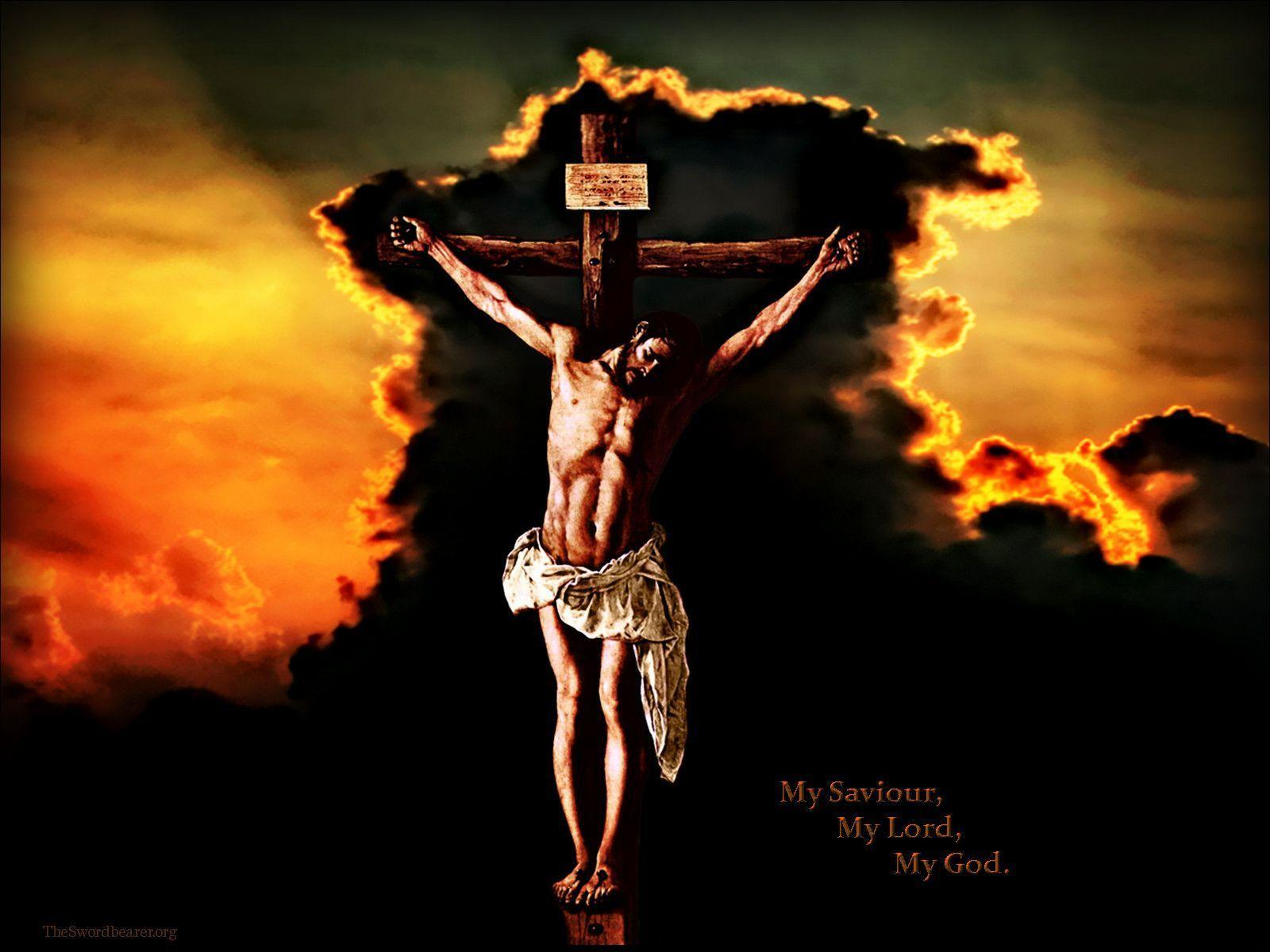 Jesus Crucifixion Wallpapers 1600x1200