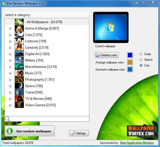 desktop wallpaper changer   wwwhigh definition wallpapercom 550x505