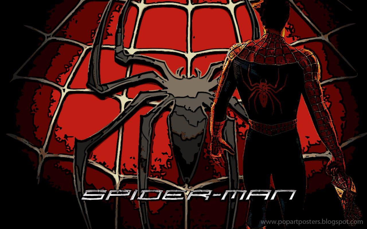Spiderman HD Widescreen Wallpaper 0382730650255323 1280x800