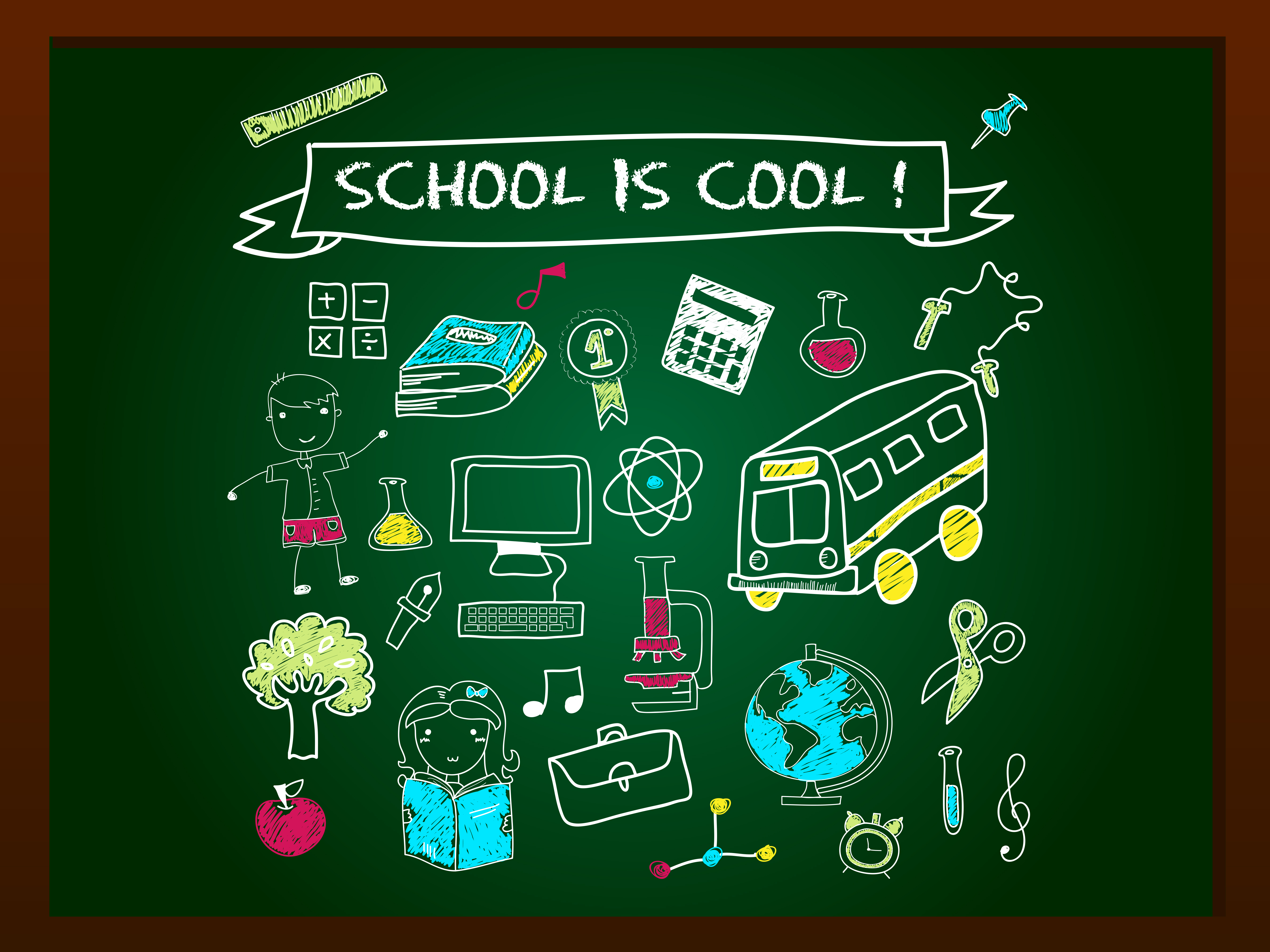 School Laptop Wallpapers on WallpaperDog 5400x4050