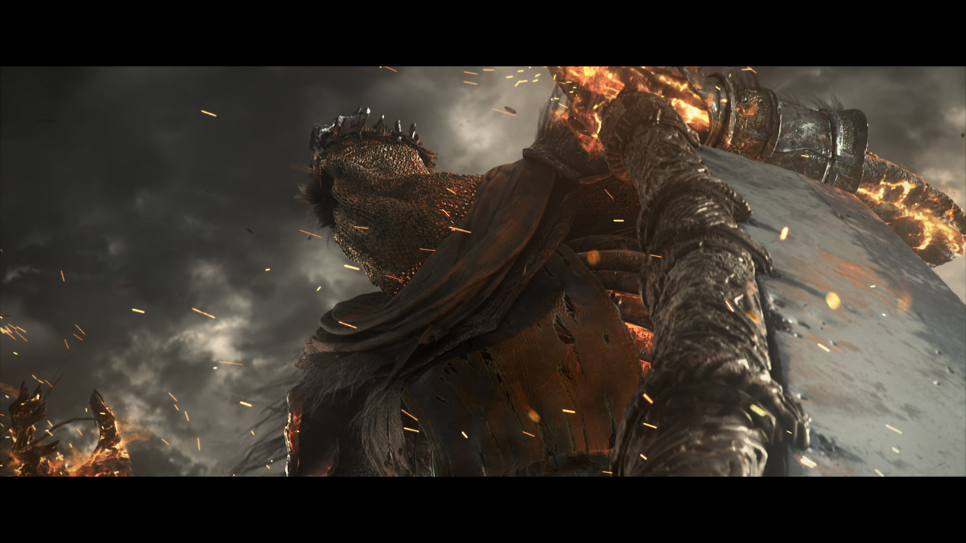 Dark Souls 3 Animated Wallpaper
