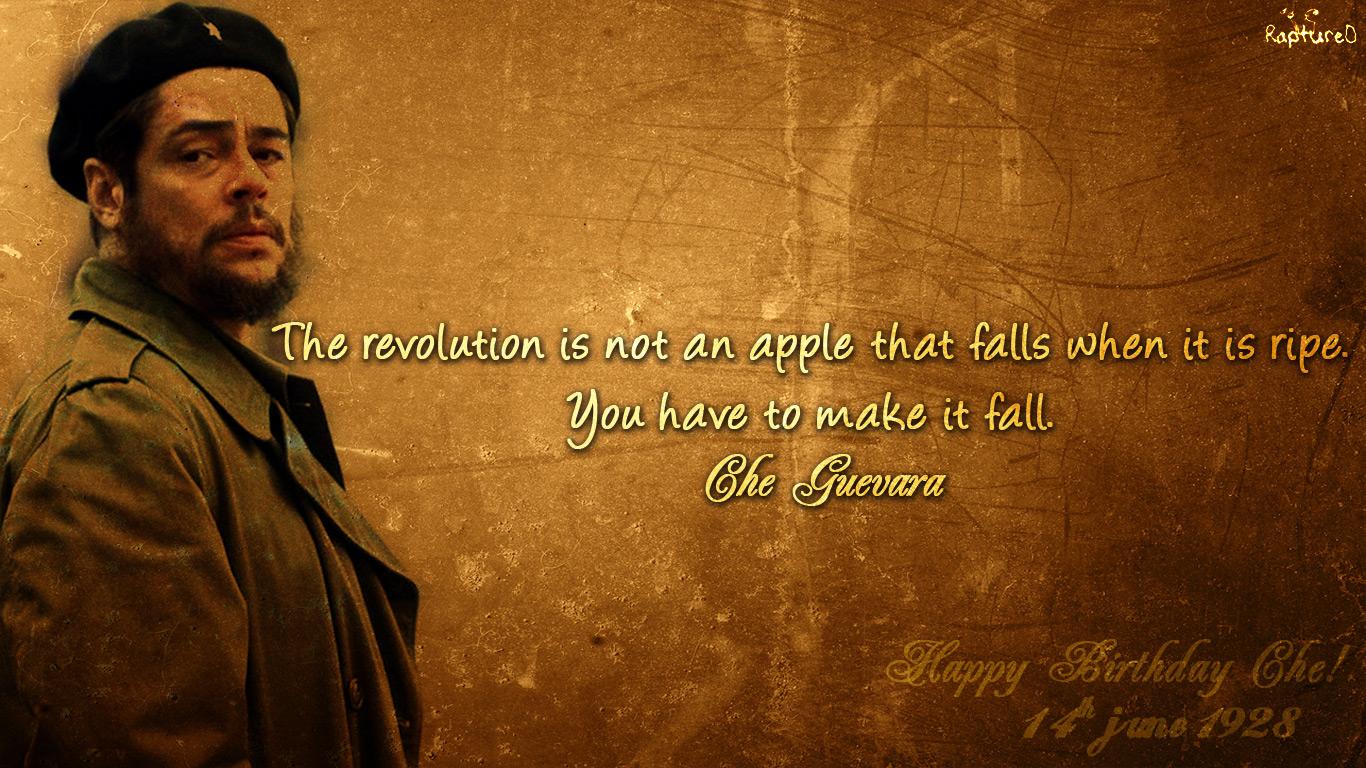 Che Guevara Wallpaper 1366x768 1366x768