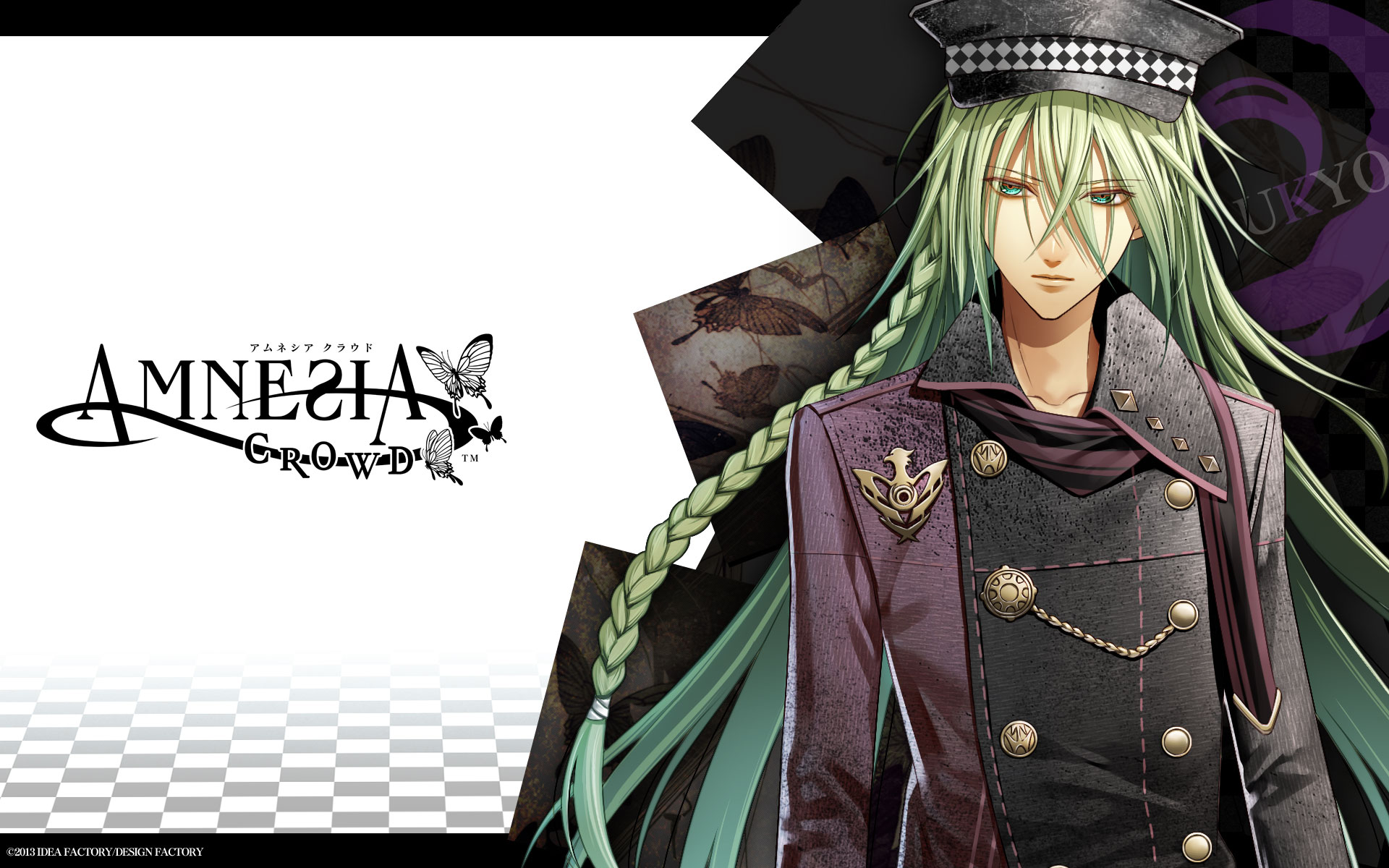 Otome Games images Amnesia HD fond dcran and background 1920x1200