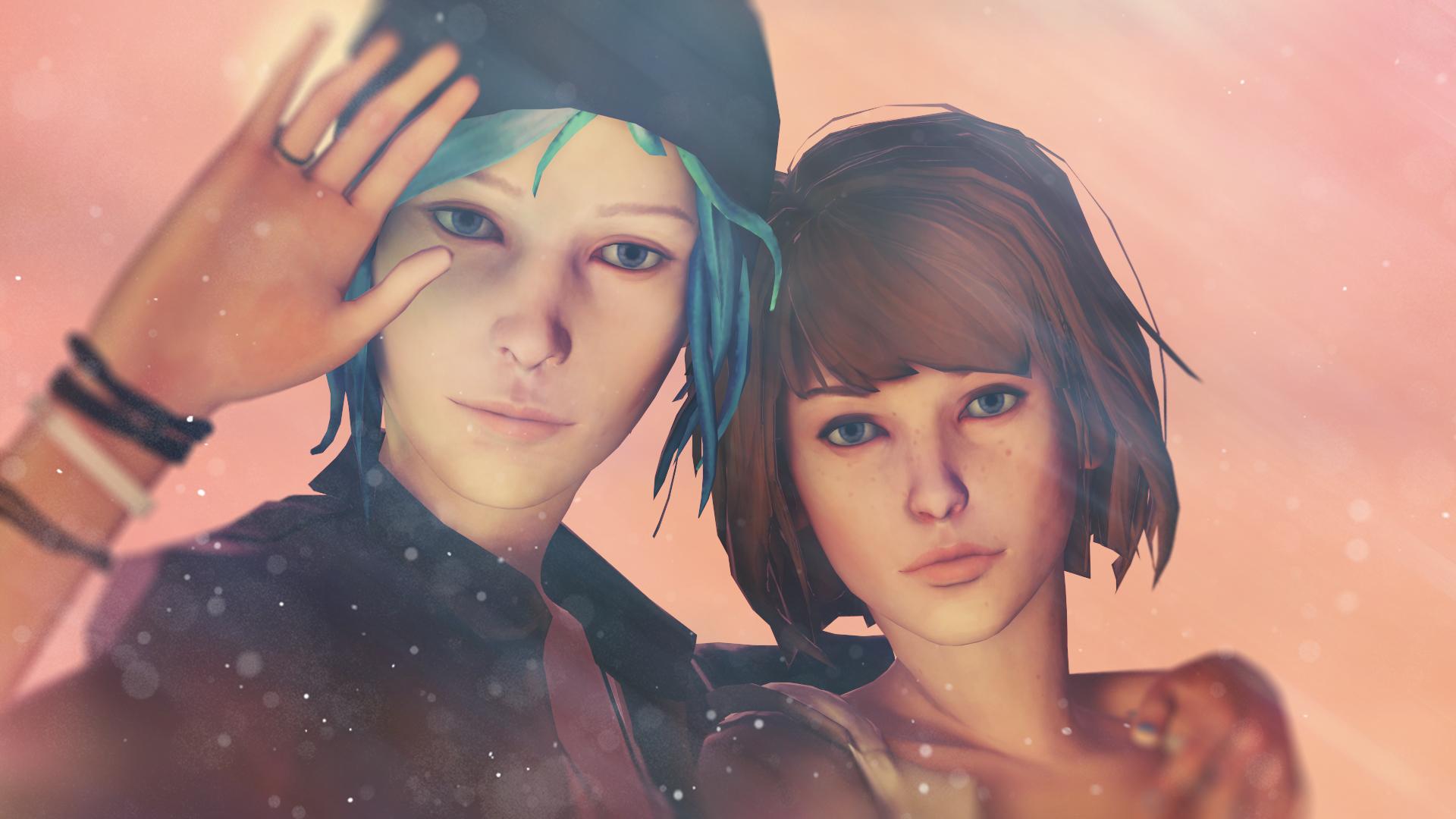 Life is strange   Max and Chloe [SFM] by Mrjimjamjamie 1920x1080