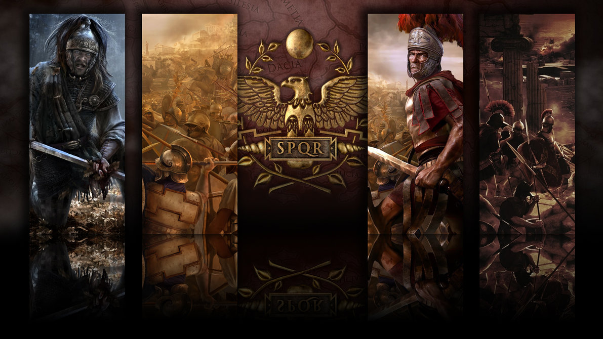 Free Download Rome 2 Wallpaper Copy By Slimedynamited 1191x670
