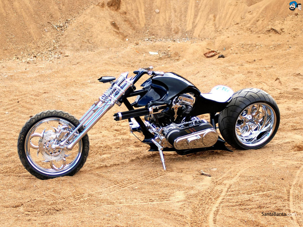 Occ Choppers Wallpapers 1024x768