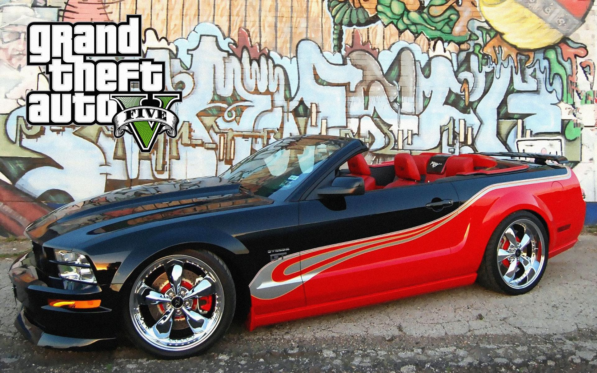 GTA V Car Wallpaper 1920x1200