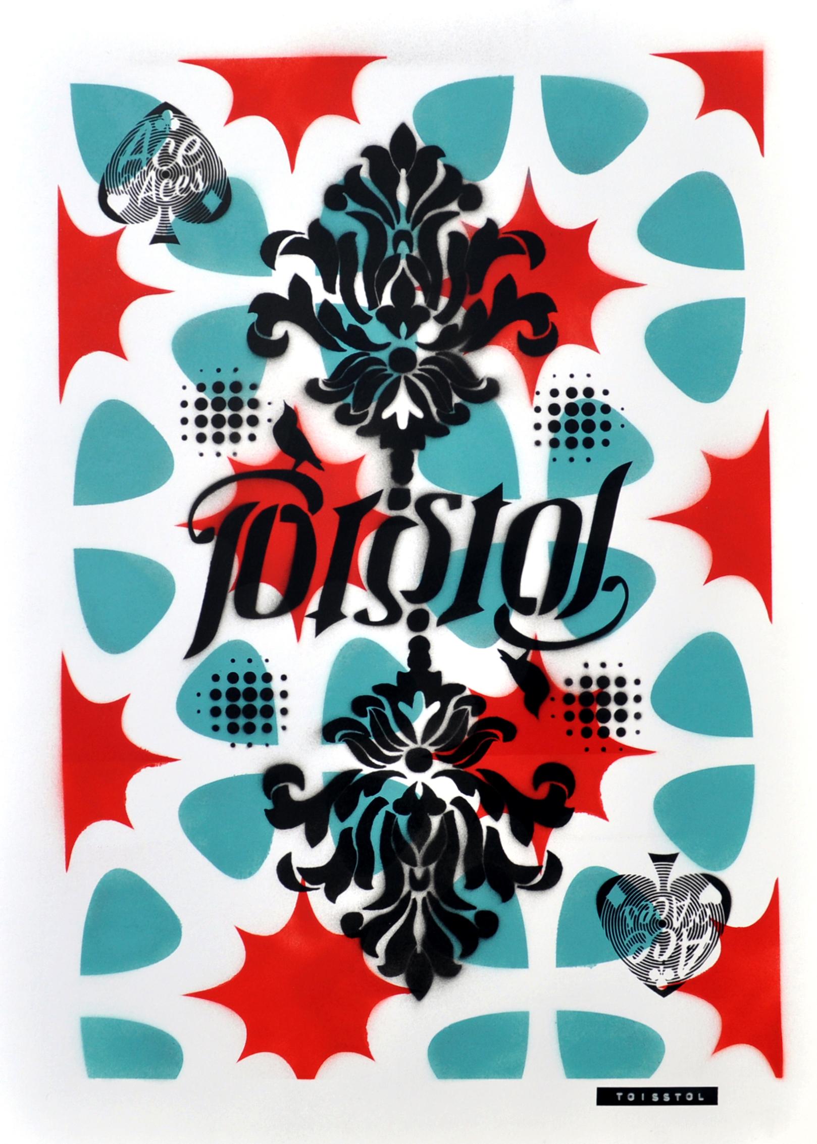 Bristol Ambigram Blue Red Wallpaper Upfest 1618x2266