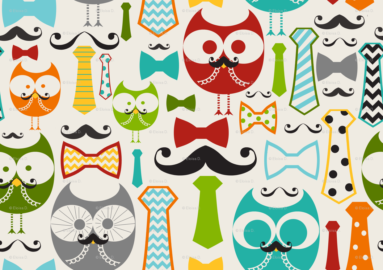 Free Download Wallpapers For Cute Owl Pattern Backgrounds