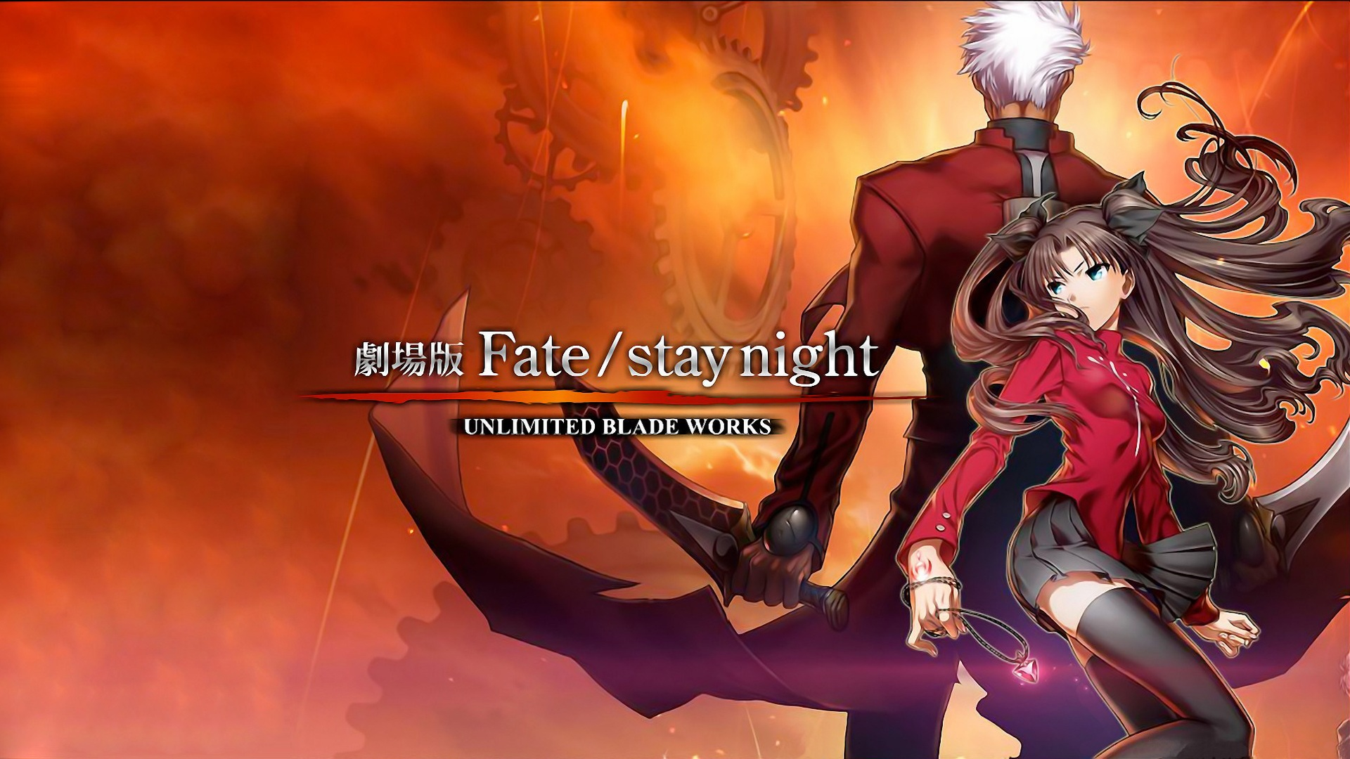 Fate Stay Night Wallpaper Archer 36 Hd Wallpaper   Animewpcom 1920x1080