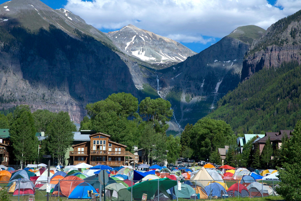 How Telluride Bluegrass Became an Environmentally Friendly 1000x667