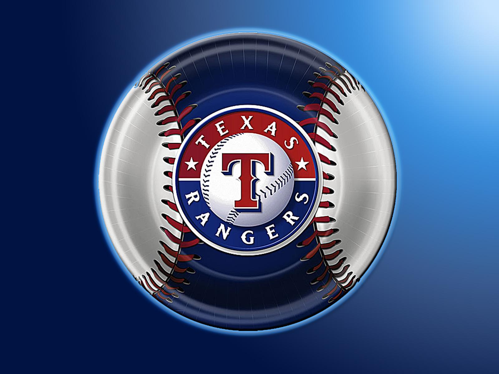 Texas Rangers Baseball computer desktop wallpapers pictures images 1600x1200